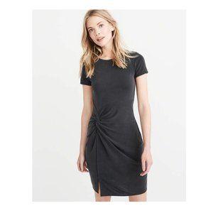 Abercrombie t-shirt knot dress